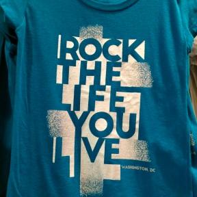 Hard Rock DC T-Shirt